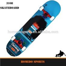 9 ply china wood 3108 street standard longboard