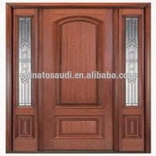 soundproof interior sliding wooden door, china door interior, lower noise
