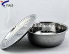 18-40cm 410# stainless steel dinnerware for kitchen