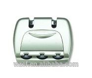 luggage zipper lock