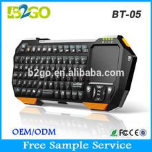 BT-05 Mini Bluetooth Wireless Keyboard compatible for Apple