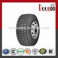 Utilizado venta al por mayor neumáticos para camiones 11R24 tiro. 5 carro con heavy duty