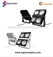 Top manufacturer 400W high quality led flood light bar