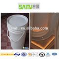 Líquido rtv-2 caucho de silicona para moldes de yeso molduras