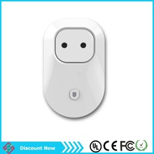 New arrival electrical socket timer in local WIFI or outer internet via 3G 4G