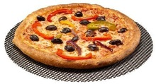 NEW Pizzamesh 16 Inch Round In Non-Stick Reusable Pizza Baking/Crisping Mesh