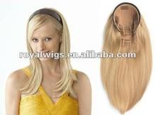 brazilian human hair wigs full lace wig human hair band fall wig