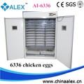 12 camada mais nova venda quente automática incubadora do ovo grande forma máquinasagrícolas
