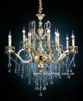 2015 Antique european style lustre cristal chandelier