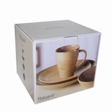 Custom direct manufacturer coffee packaging box