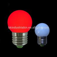 excellent 1w color led bulb sales in bulk