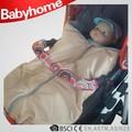doble de poliéster bolsa de dormir el partido con bebé cochecito