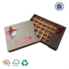 personalized sweet cardboard packaging box