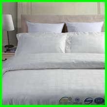 fashion design polyester/cotton queen size hotel duvet cover