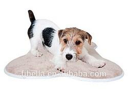 Multi-Use Comfortable Bone Shape Pressure Free Cushion Pet Bed