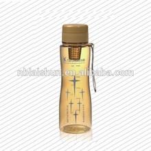 600ml Plastic Water Jugs With Lids,Bpa Free Plastic Water Bottle children water bottle supplier
