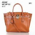 Dernière conception de bonne qualité mk mode voyageurs grand sac cartable en cuir lady sac à main femmes sac 2014