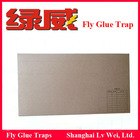 Black 2014 Paper Rat Glue Killer Flying Insect Glue Trap In Hot Sale