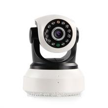 1.0M H.264 Pan/Tilt/Zoom Two Way Audio P2P Indoor PTZ IP camera