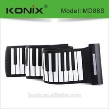 88 Keys Digital Midi Keyboard Electronic Portable Piano Keyboard
