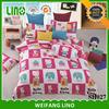 kids cartoon bed sheet/product china cat print bed sheet/kids bed sheets
