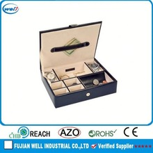 Slim Luxury Beauty Sets mother of pearl inlaid jewelry box