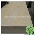 fábrica de contrachapado de madera de pino de linyi los precios de madera que se utiliza para materiales de construcción