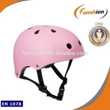 Pink Inline Skates Set Helmet & Protector Roller Skates Set