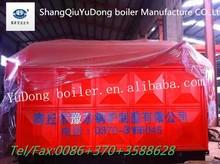 DZH 6t boiler part Coal Fired Steam Boiler Made by a top class Manufactuer