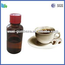 Food garde coffee flavour enhancers