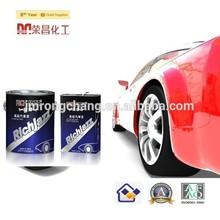 Polyurethane Acrylic Auto Paints