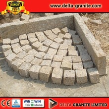 Natural China cheaper granite outside cubes with own quarry, CE standard granite outside cubes for sale