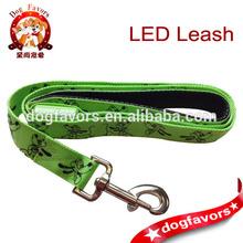 Dog Collars | Best Dog Training Collar, LED Flashing Lighting Safety Pet Dog Leashes 5 Colors