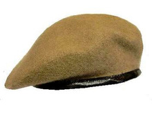 fabric beret polyester beret cheap army beret