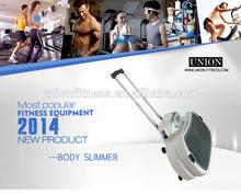 Hot ! New Mini Handheld Vibrating Body Massager