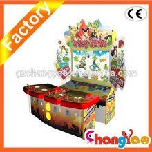 Classical Kid Game Machine Crazy Birds