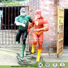 Fiberglass Life Size Green Lantern