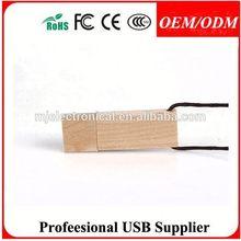 beautiful wooden wine cork usb flash drive , professional custom wooden usb
