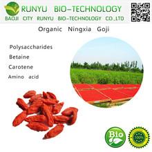 Herbal extract type goji berry extract for organic goji berry juice&capsule