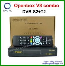 hd receiver twin tuner DVB-S2/T2 Openbox V8 combo