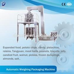 PE Bag Pesticide Granule Filling Machine