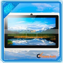 """7"""" Allwinner A13 Single Core Android 4.0 shenzhen Tablet PC with Front Camera"""