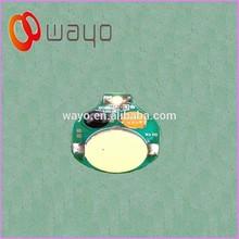 Single Yellow color flash led/mini blinking led light