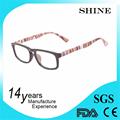 2015 de verano de moda alemán de la prescripción de gafas gafas de lectura