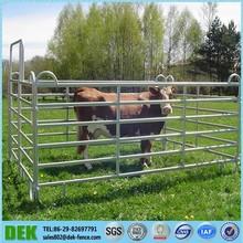 Galvanized Removable Livestock Cattle Pen