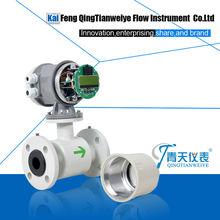 electric meter reading instrument electronic water flow measuring tool