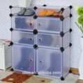 Home economizar espaço de armazenamento de plástico canto armário de armazenamento de plástico miúdo prateleira de armazenamento( fh- al005)