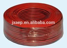 Hi-end Quality Red Black Speaker cable