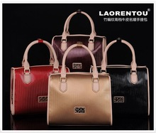 genuine leather hand bag for lady,women bag,commute bag