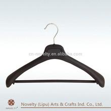 plastic clothes hanger/suit hanger/plastic coat hanger